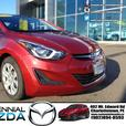 2015 HYUNDAI ELANTRA GL MANUAL 6 SPEED REDUCED TO $10999