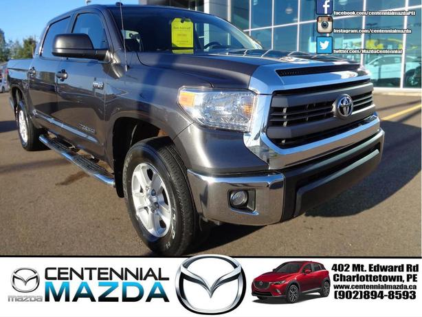 2014 TOYOTA TUNDRA SR5 4X4 C/C REDUCED TO $38990