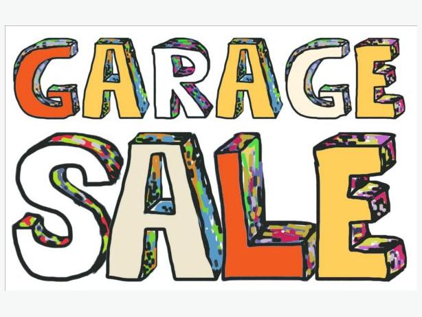 6384 FINLAY PLACE - GARAGE SALE
