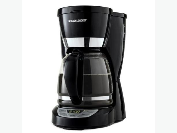 Black & Decker Digital Coffeemaker, 12-Cup