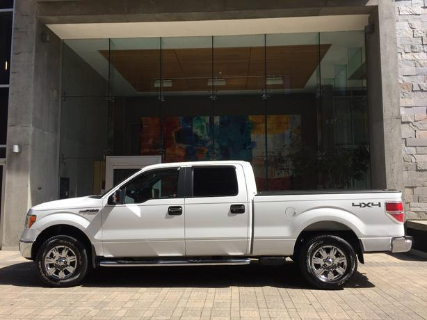 2009 Ford F150 XLT SuperCrew 4x4 - LOCAL TRUCK! - NO ACCIDENTS!