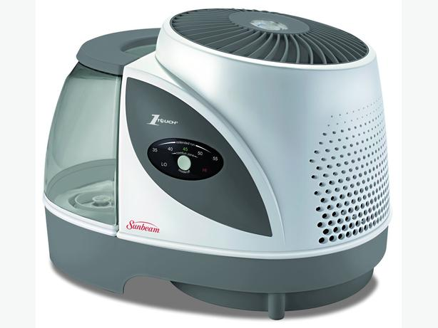 Sunbeam Cool Mist Humidifier VDF SCM7809CN