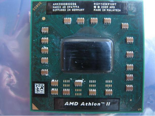 AMD Athlon II M300 CPU