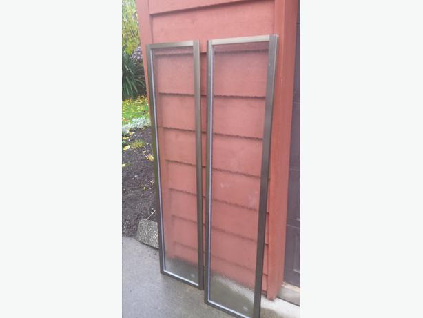 FREE: Two RV shower doors