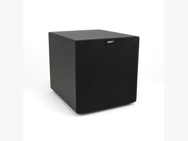 "Energy Power 10"" 100-Watt Powered Subwoofer"