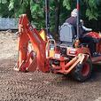 kubota loader backhoe service