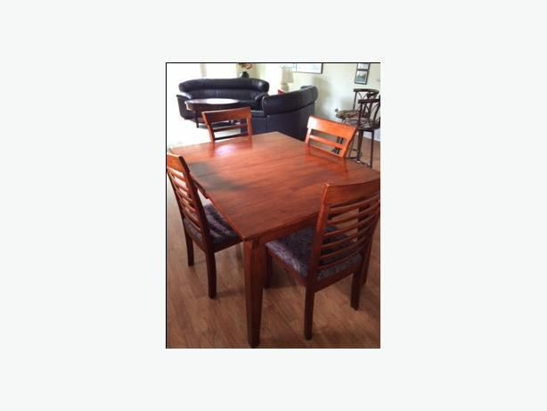 Cherry Dining Room Table
