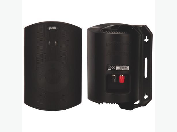 Polk Audio Atrium 4 80-Watt All-Weather Outdoor Speaker - Pair