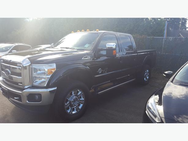2013 Ford F350 Lariat DL#10401