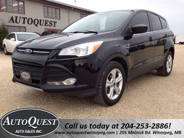 2013 Ford Escape SE ECO Boost with Ford SYNC!