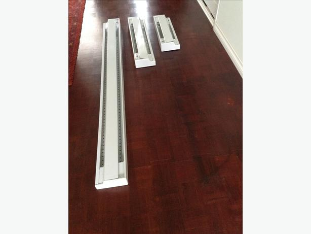 3, 120v Baseboard heaters, plus thermostats