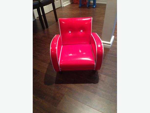 Red Toddler Chair
