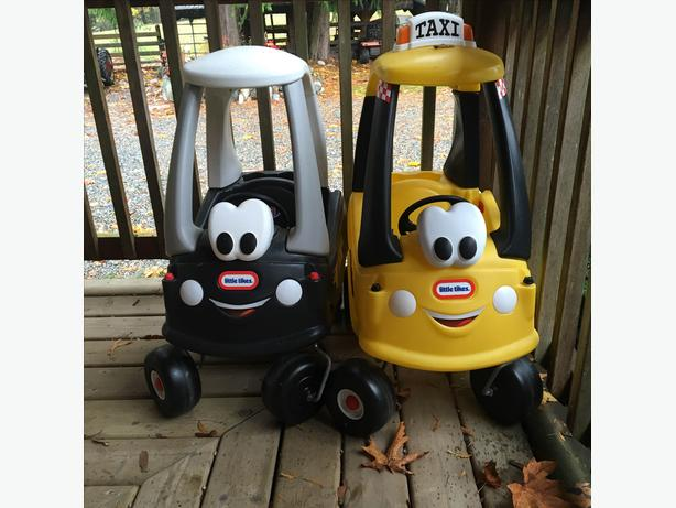 Little Tykes Cars