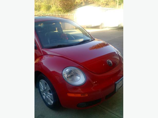 2008 VW Beetle Low Km