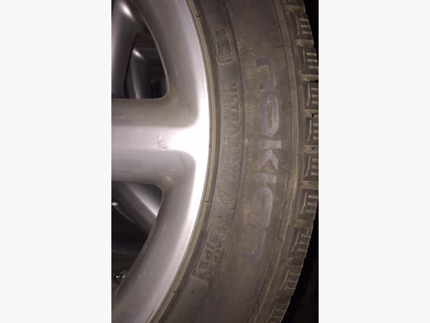 Nissan 350Z Winter Nokian Tires & Wheels