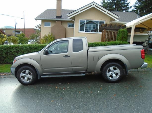 FOR SALE - 2005 NISSAN FRONTIER 4X4