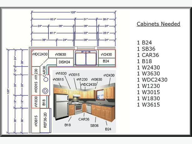 10x10 Kitchen Cabinet sale