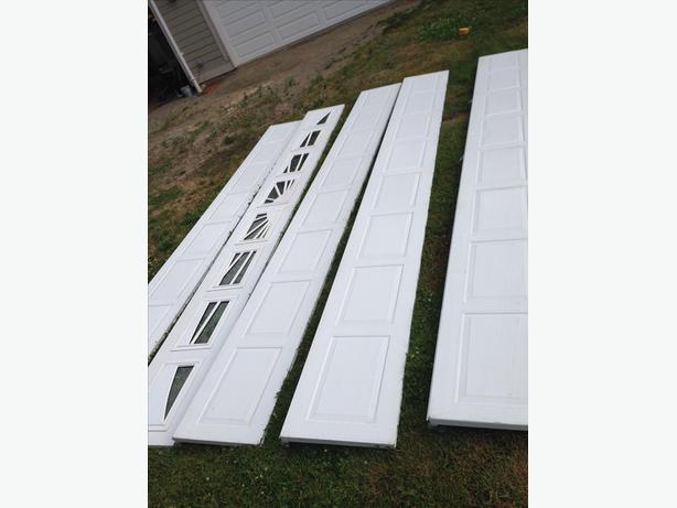 9'x16' garage door