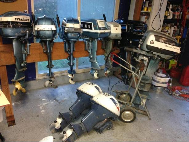 WANTED: (All Outboards Running or not)