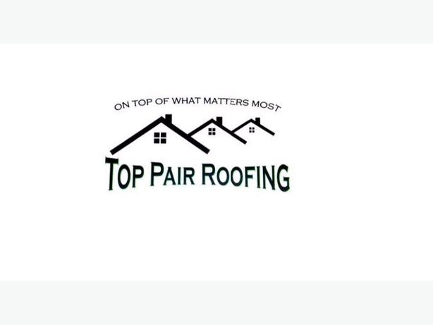 Top Pair Roofing Inc. is hiring!