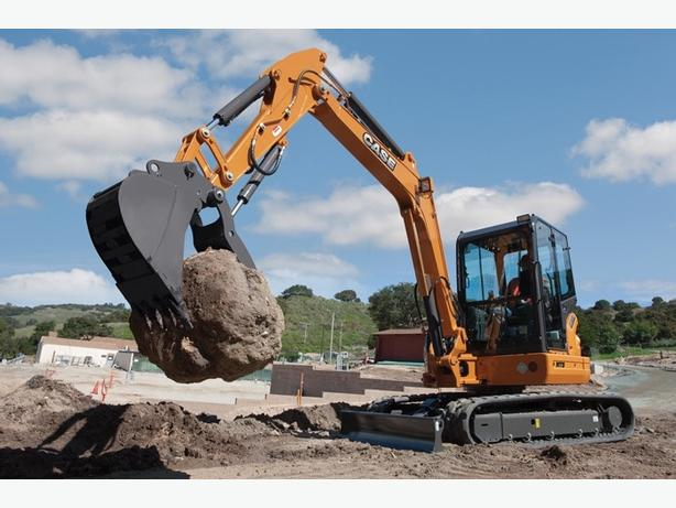 WANTED: Medium Size EXCAVATOR