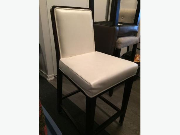 Urban Barn Bar Height Dining Chairs
