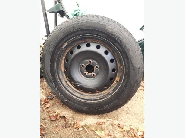 Blizzack Winter Tires