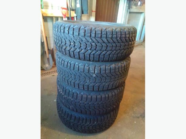 New winterforce tires 205/55/16
