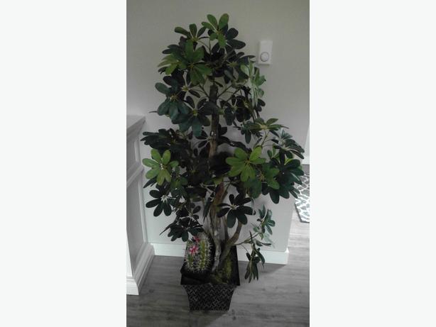 Artificial Arbutus tree