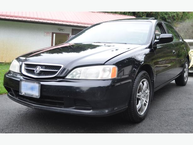 2001 Acura 3.2 TL - needs reg.