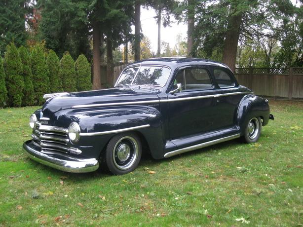 1947 plymouth special deluxe coupe outside victoria victoria for 1947 plymouth 2 door coupe