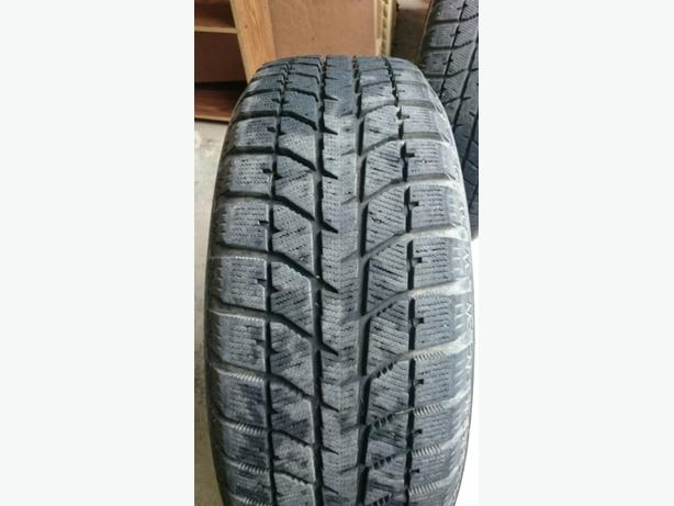 Snow tires with rims 225 60 R16