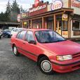 1994 Toyota Tercel - Low KM Manual Transmission!