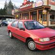 1994 Toyota Tercel - Low KM Manual Transmission!
