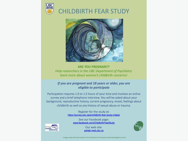 Childbirth Fear Study