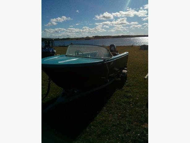 REDUCED!! 11' Speedboat