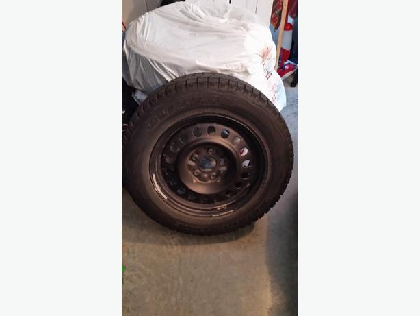 225 65 R17 Winter Tires ideal for Dodge Grand Caravan