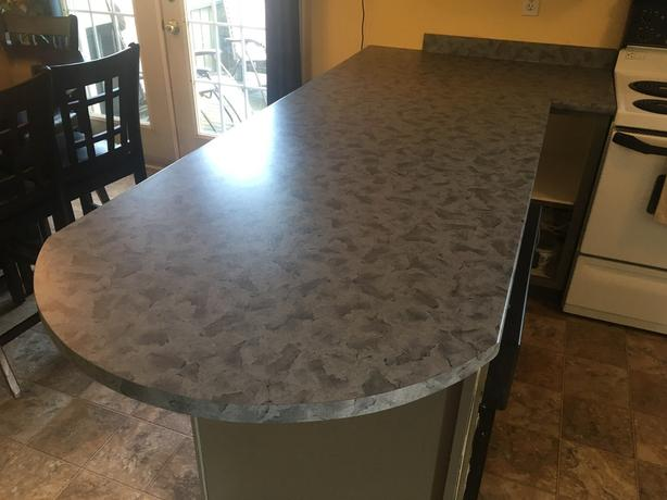 Kitchen Counter top & sink