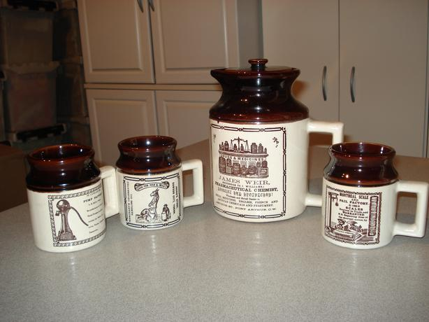 Abernakis handcrafted pottery