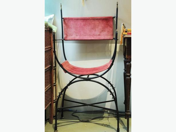 Lovely vintage chair: Sale priced at $70