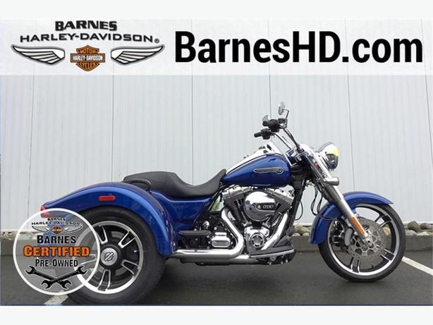 2015 Harley-Davidson® FLRT - Freewheeler™