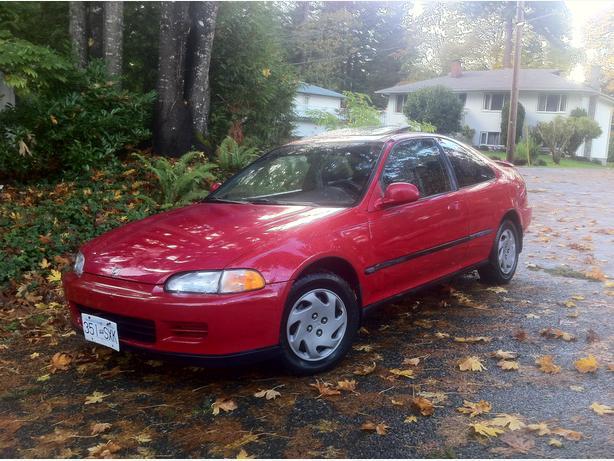 Honda Civic Coupe ( 4 cylinder ) ( Automatic ) ( VTEC )