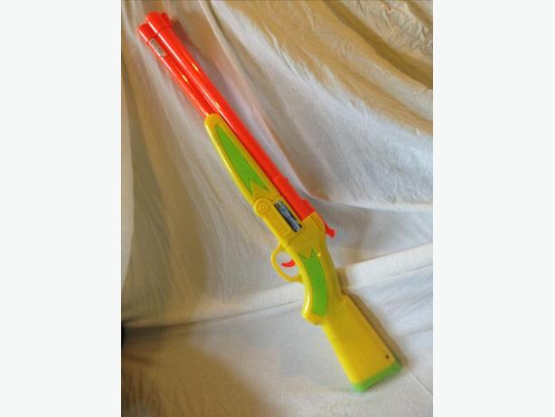Nerf Style Single Shot Rifle