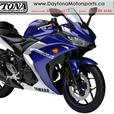 * SOLD * 2017 Yamaha YZF-R3 Sport Bike  * BRAND NEW -Blue *