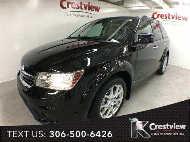 2015 Dodge Journey R/T V6 AWD | Leather | DVD
