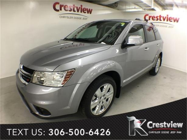 2015 Dodge Journey R/T V6 AWD | Leather | Sunroof | Navigation | DVD