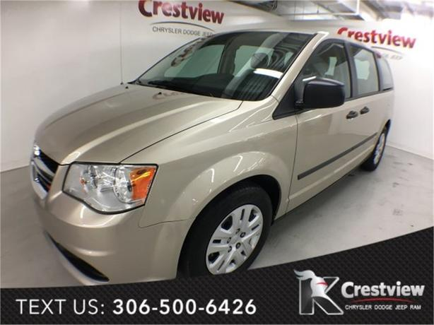 2013 Dodge Grand Caravan SE Canada Value Package