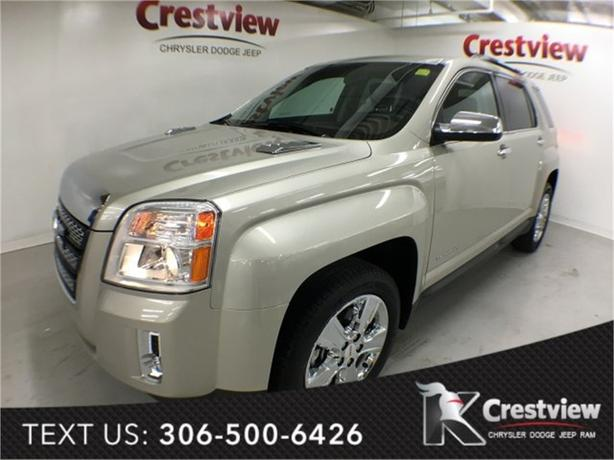 2015 GMC Terrain SLT AWD | Leather | Sunroof