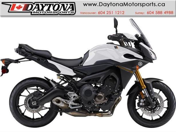 2017 Yamaha FJ-09 Sport Bike  * BRAND NEW -White *
