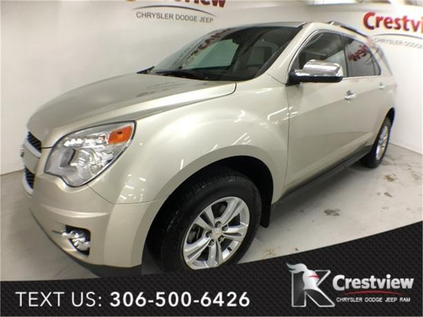 2013 Chevrolet Equinox LTZ AWD | Leather | Navigation | DVD